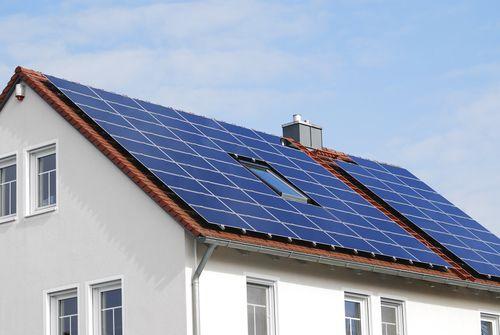 Omgevingsvergunning zonnepanelen