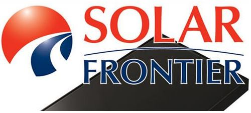 solarfrontier zonnepanelen