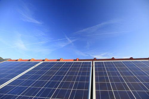 Energie opslag met zonnepanelen