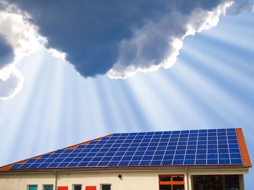 Schaduw-op-zonnepanelen