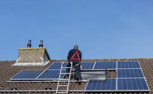Wat doen zonnepanelen