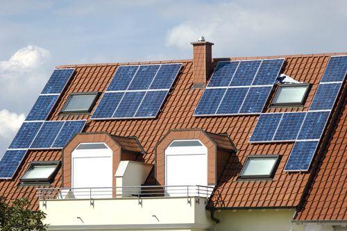 Rendement zonnepanelenzonne energie nederland