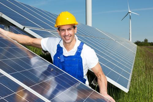 zonnepanelen stappen