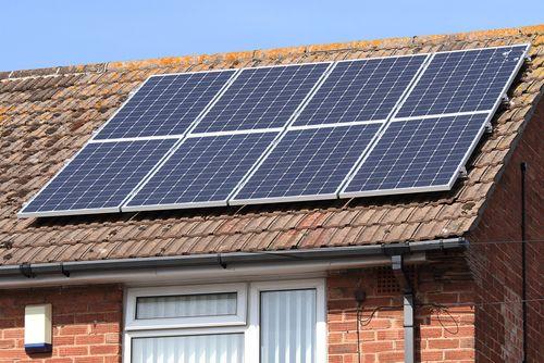 instralingsfactor zonnepanelen