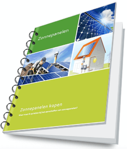 checklist zonnepanelen kopen
