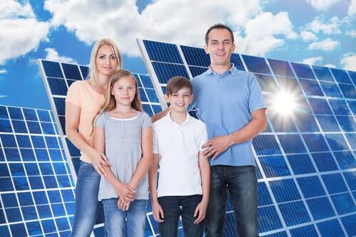 invloed op zonnepanelen opbrengsten