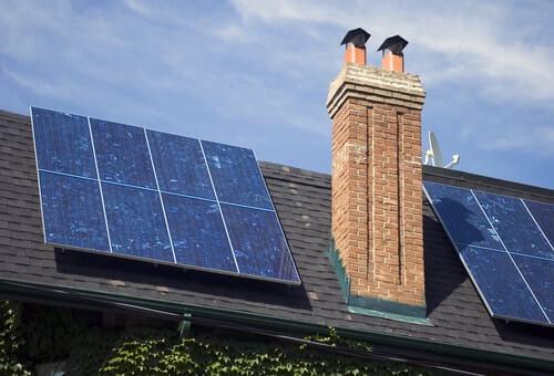 grootte dak voor zonnepanelen