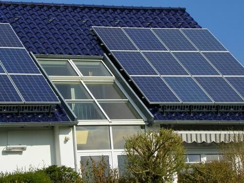 juiste hoekhelling zonnepanelen