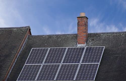 overheid ondersteunt zonnepanelen