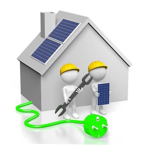 Hoeveel zonnepanelen voor 4000 kwh