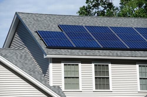 Transformater voor zonnepanelen