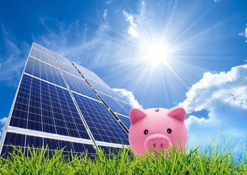 Opbrengst omrekenen naar aantal zonnepanelen