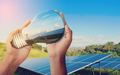Stroomoverschot zonnepanelen opvangen met radiatoren?