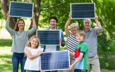 Hoeveel bespaar je op je energierekening als je zonnepanelen hebt?