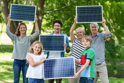 Hoeveel bespaar je op je energierekening als je zonnepanelen hebt