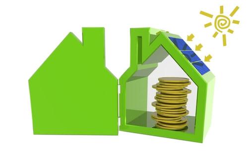zonnepanelen geld verdienen