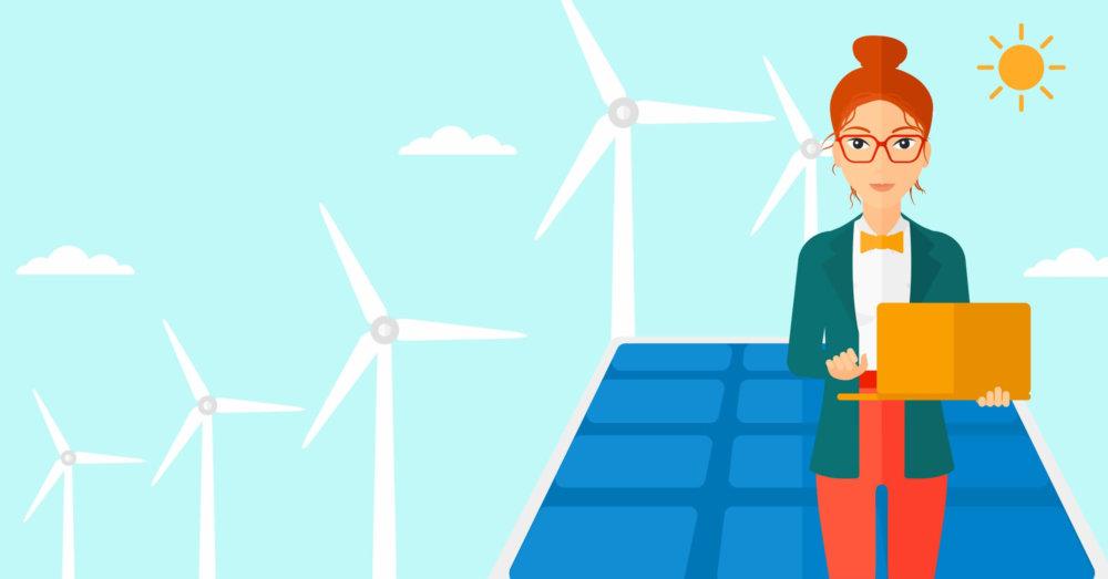De groene energieleveranciers van Nederland